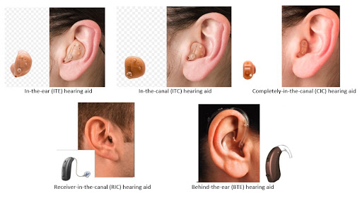 Types of Hearing Aids - EarConnect