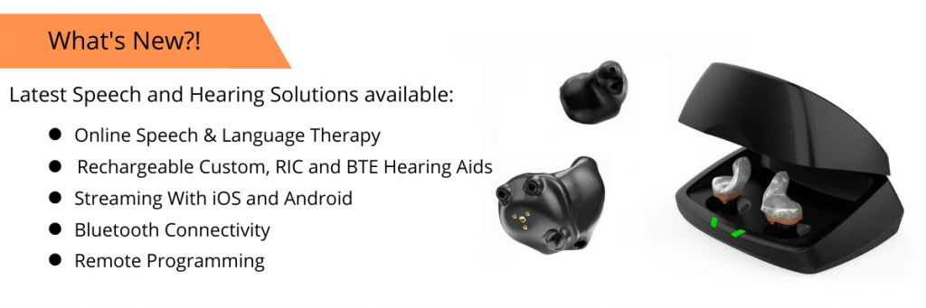 What's New - EarConnect Front Slide